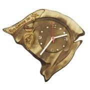 Relógio Mapa
