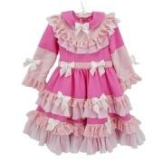 Vestido de Prenda 01 Ano Criações Darvami'
