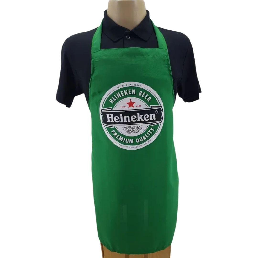 Avental Heineken