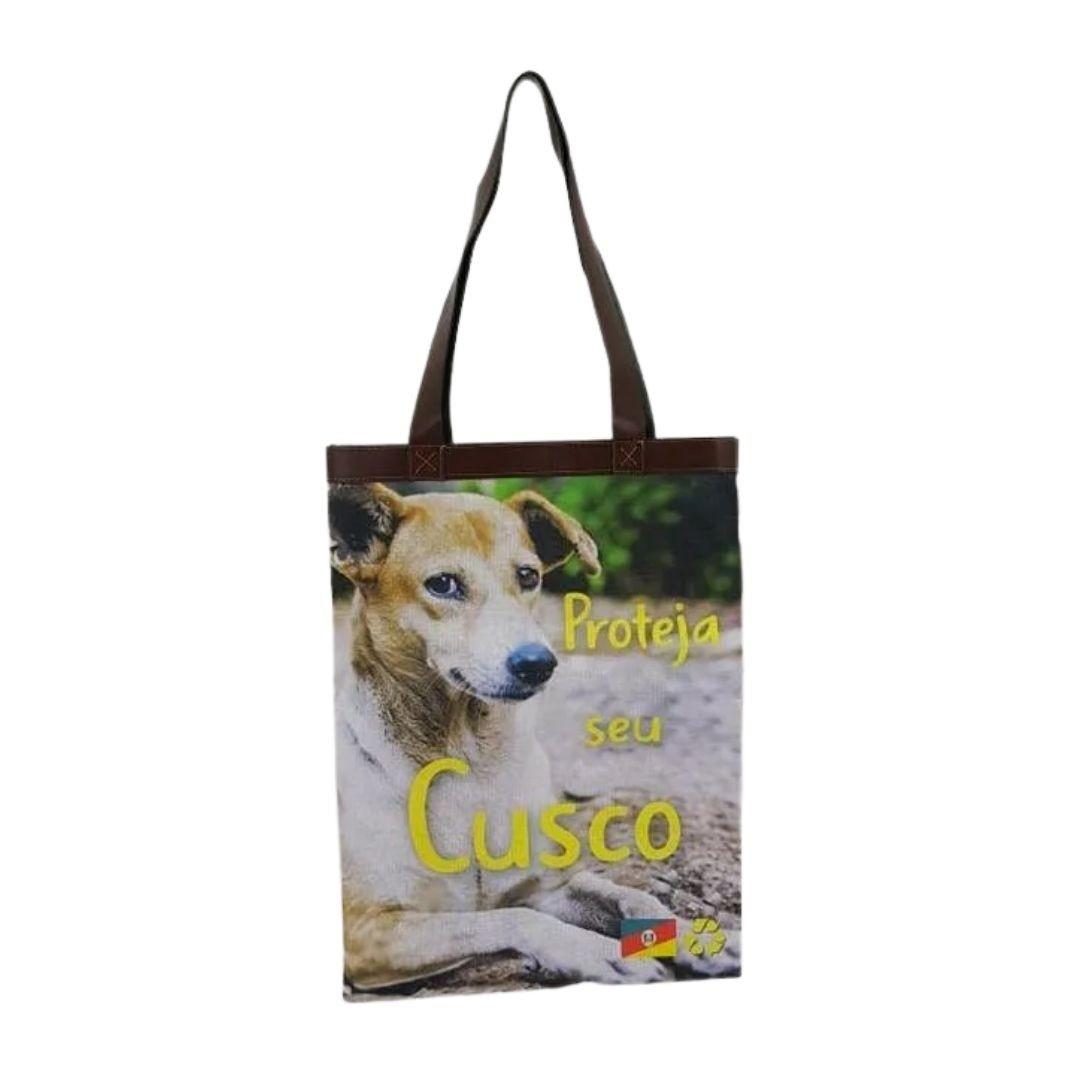Bolsa Ecobag Tecido 100% PET Cusco