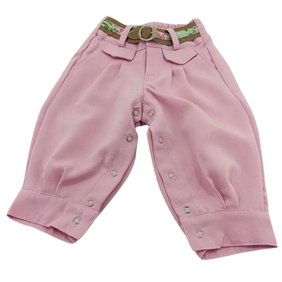 Bombacha Infantil P Anita Kids Rosa