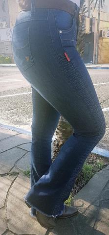 Calça Feminina Flare Pampa Sul
