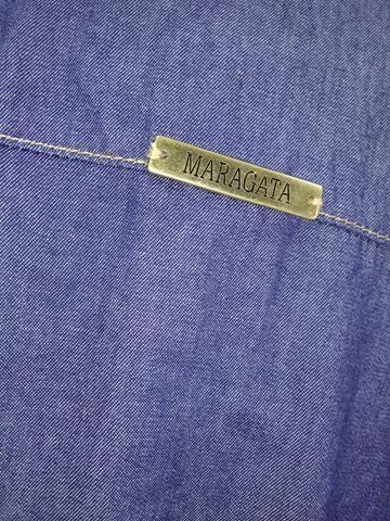 Camisa Feminina Jeans Maragata