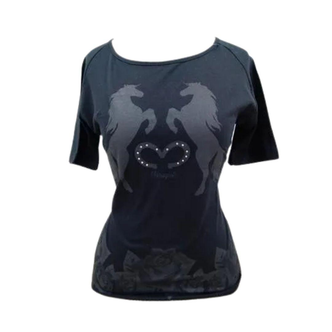 Camiseta Feminina Corcéis Maragata