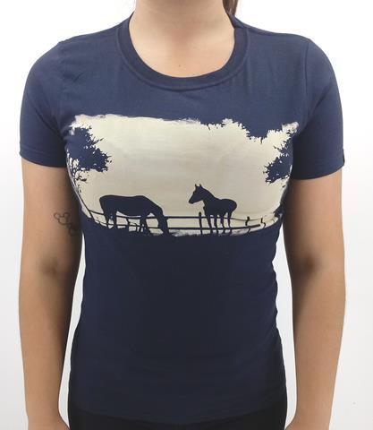 Camiseta Feminina Pampa Baby Look*