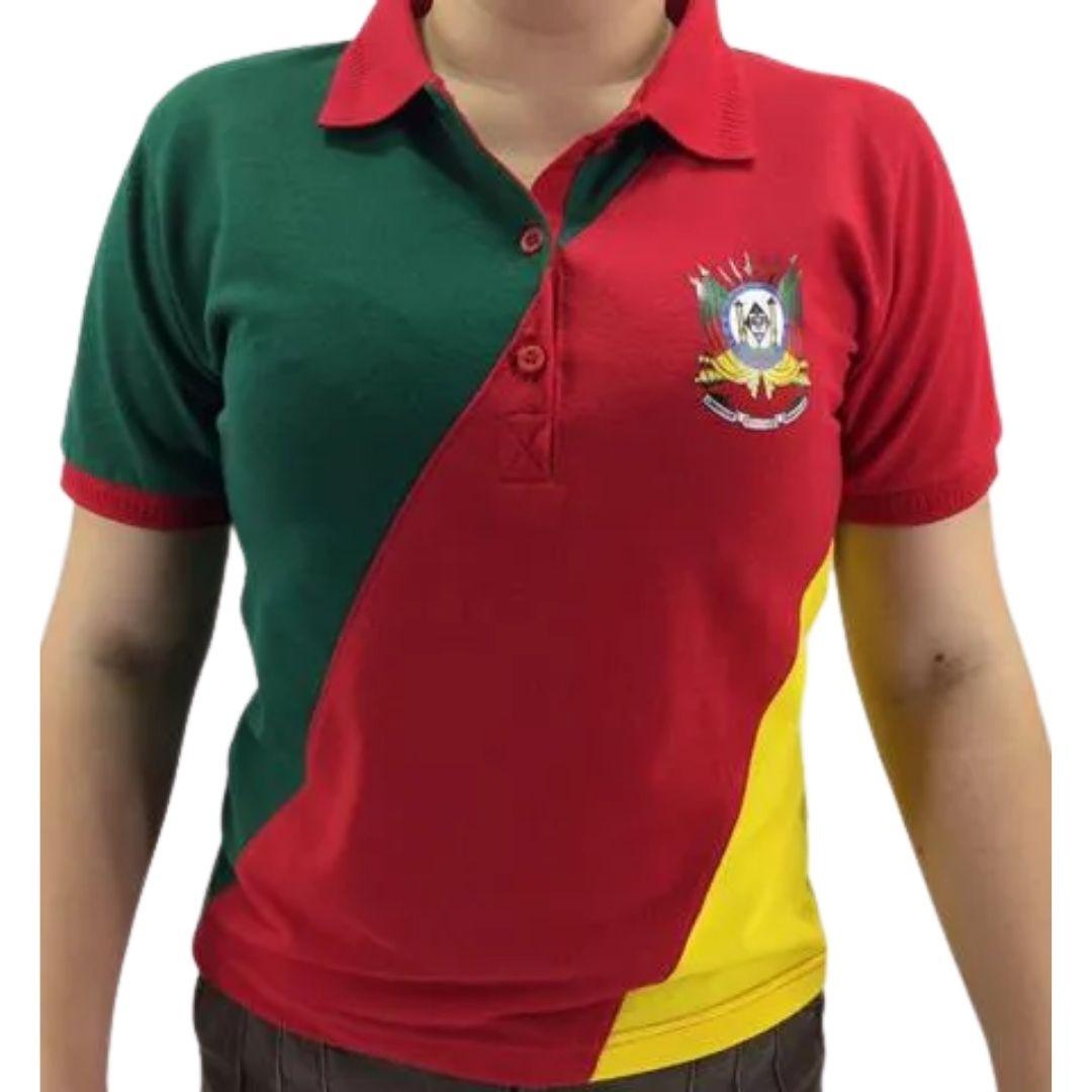 Camiseta Feminina Polo Oldoni