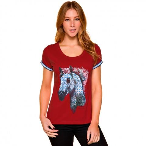 Camiseta Feminina Viseu Escaramuça