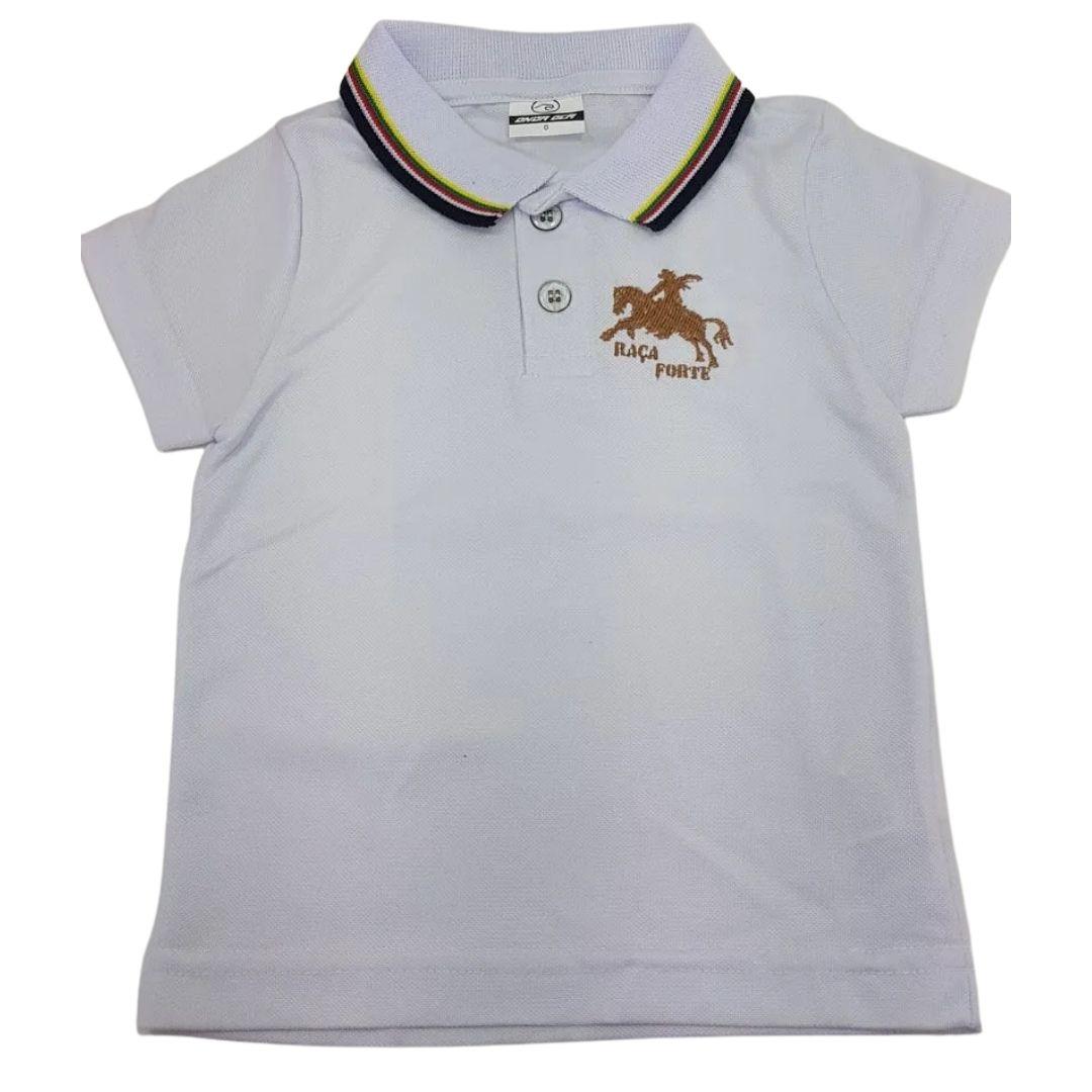 Camiseta Infantil Polo Criações Darvami