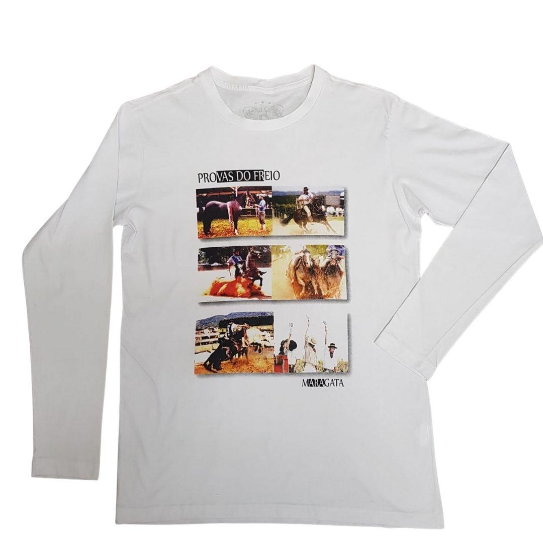 Camiseta Manga Longa Maragata