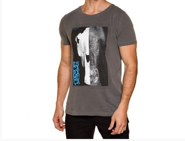 Camiseta Masculina Águeda  Escaramuça