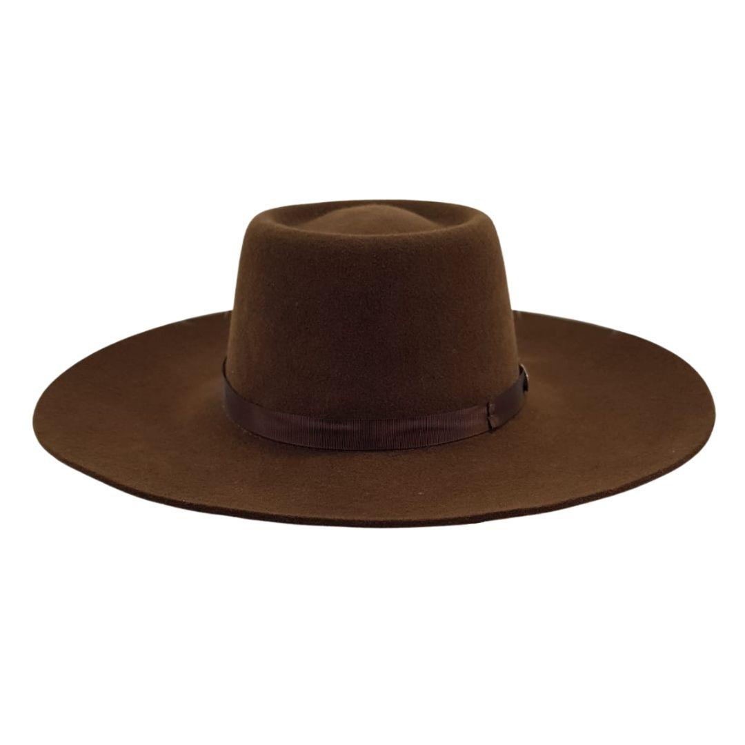 Chapéu Campeiro Pralana Marrom