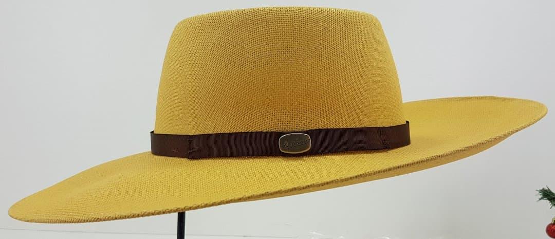 Chapéu Pralana 100% Algodão Aba 10cm