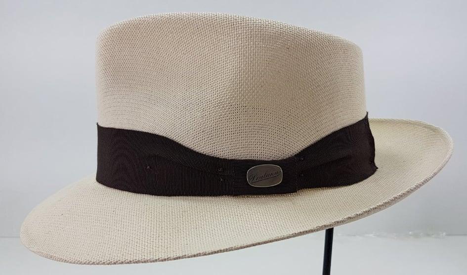 Chapéu Pralana 100% Algodão Social Aba 6cm