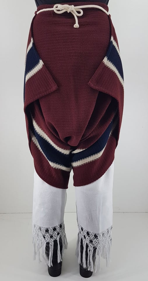 Chiripa Farroupilha Lã