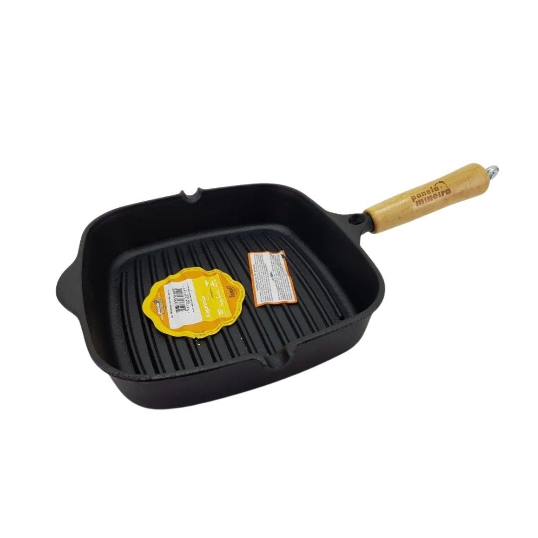 Frigideira Cook Grill Mineira
