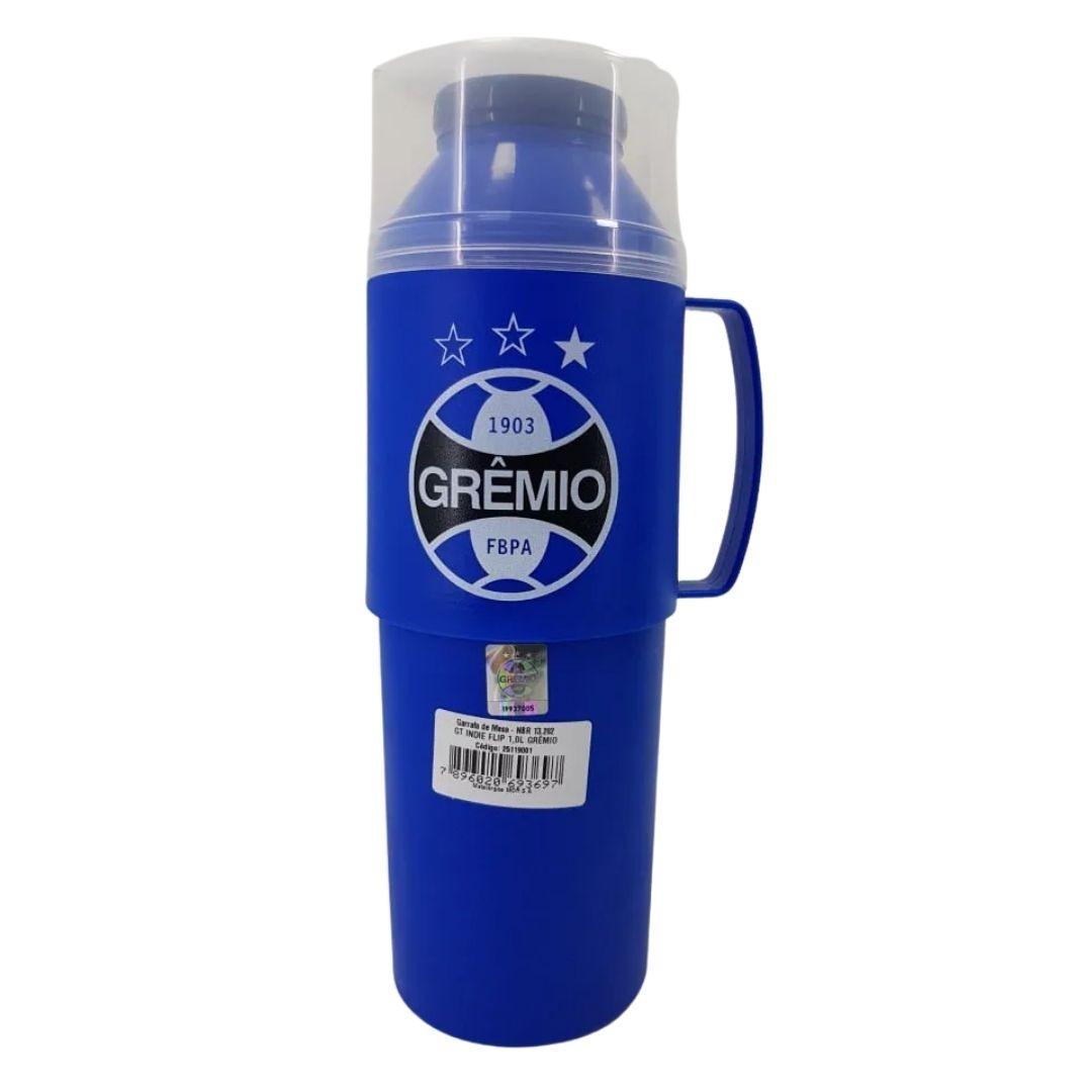 Garrafa Térmica Grêmio Mor 1L