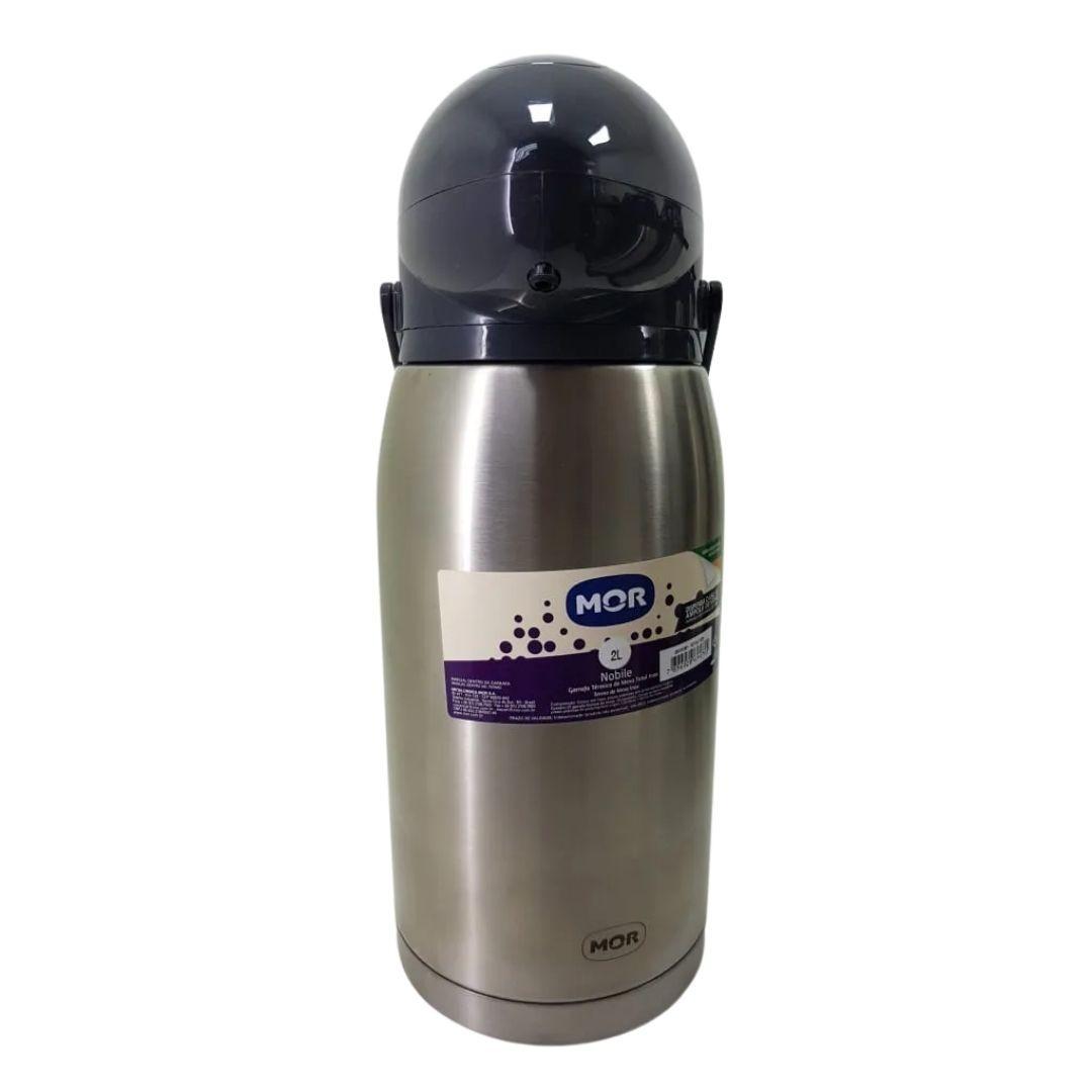 Garrafa Térmica Mor Inox 2L