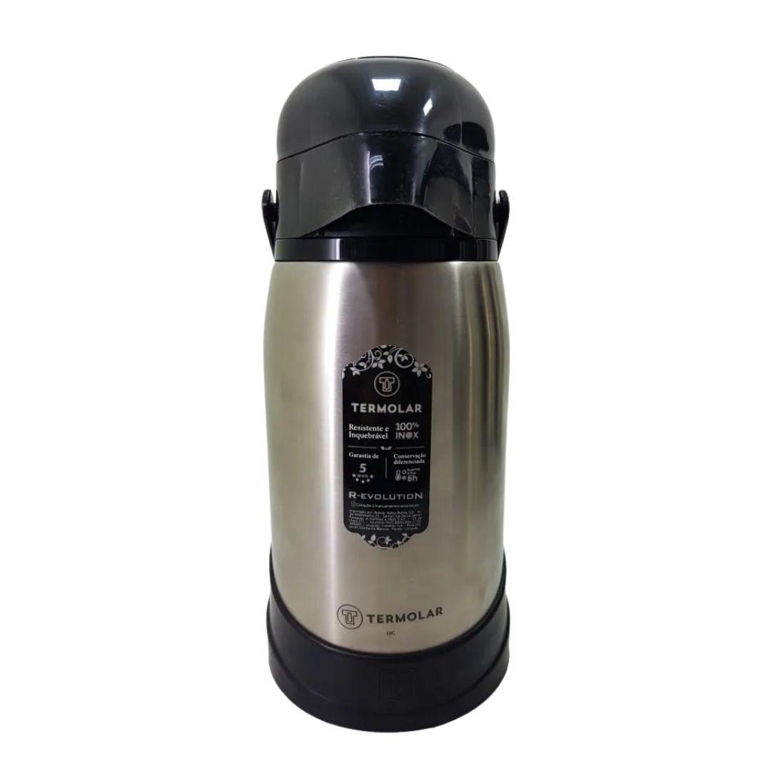 Garrafa Térmica Termolar Inox 1,2L
