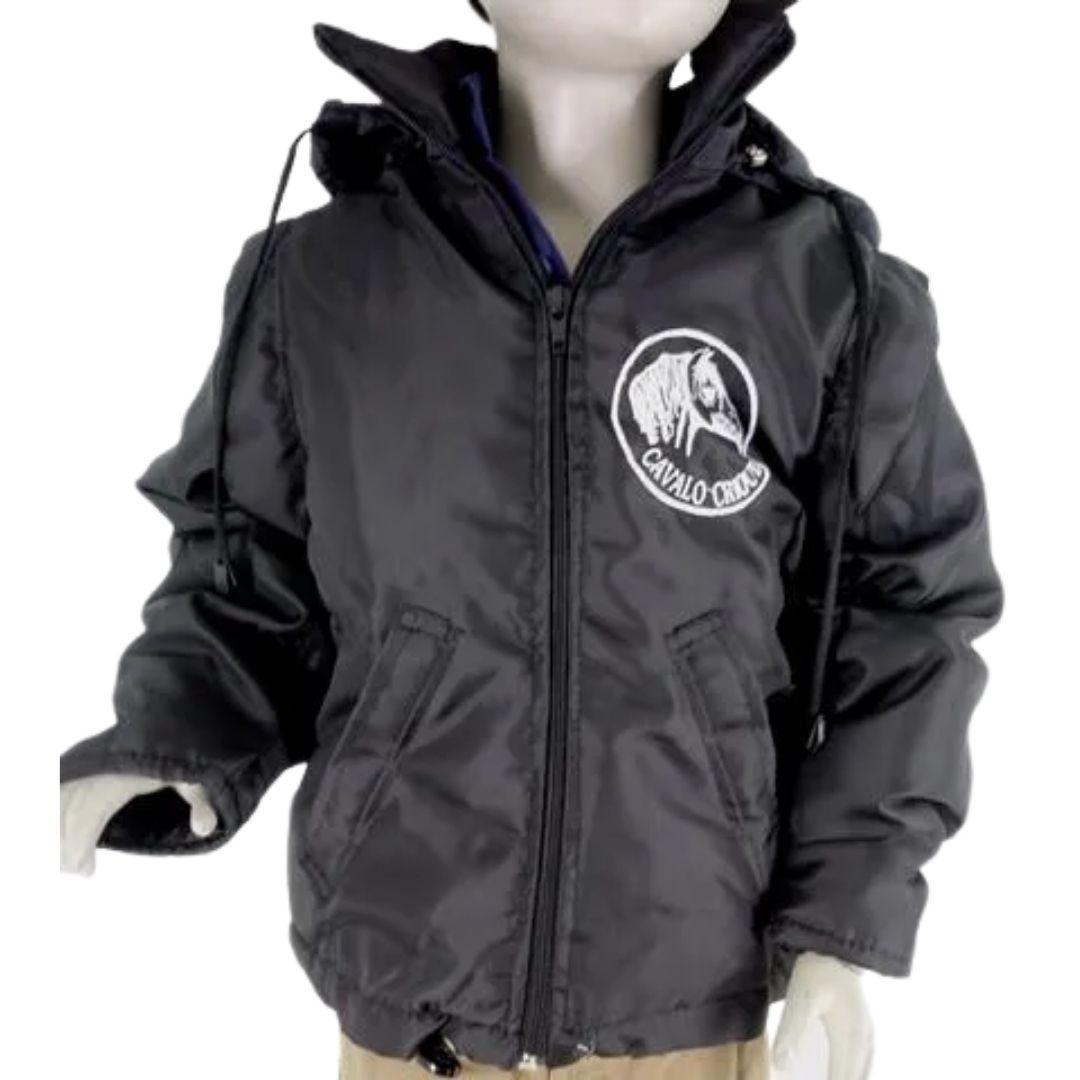 Jaqueta infantil unissex Sentinela