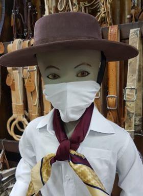 Kit c/03 Máscaras Algodão Infantil