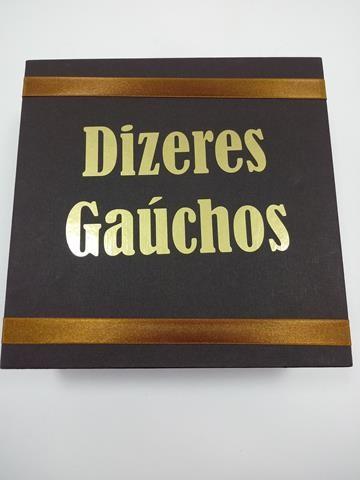 Kit Martelinho Dizeres Gaúchos