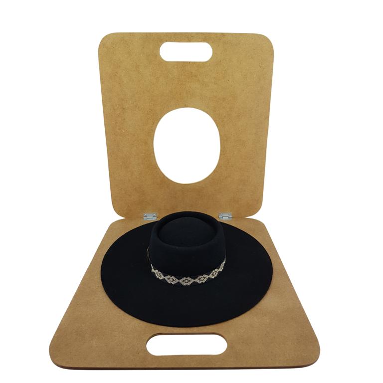 Porta Chapéu em MDF
