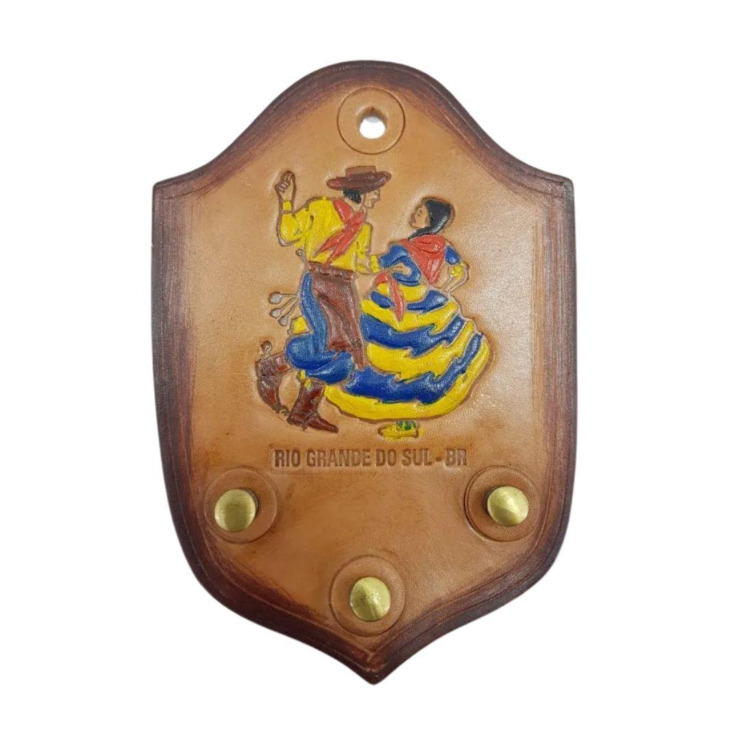 Porta Chave Gaúcho Prenda