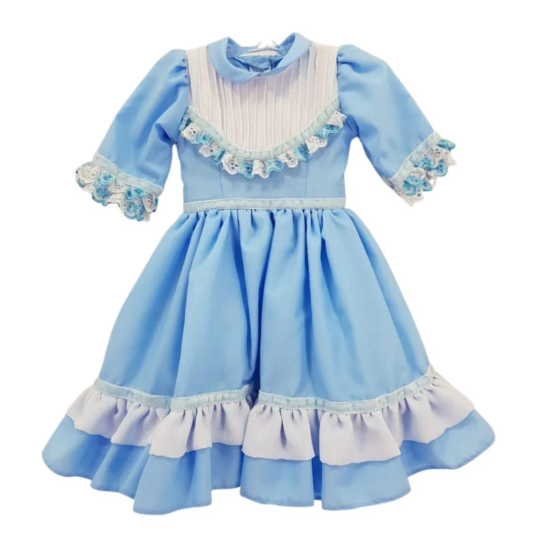 Vestido de Prenda RN Criações Darvami,