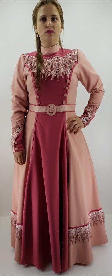 Vestido Prenda M Criações Darvami