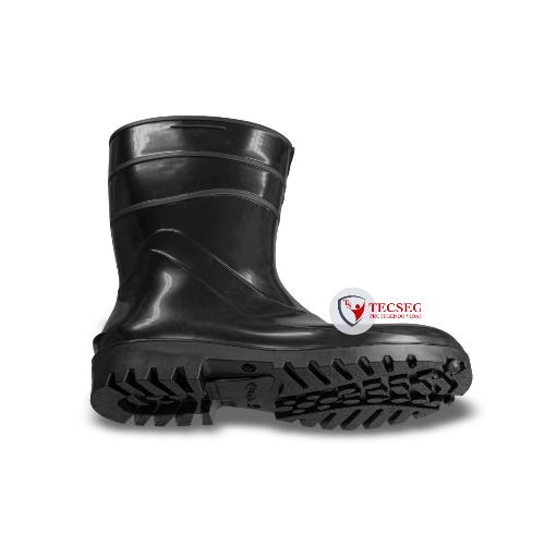 82BPC600 BOTA PVC CANO CURTO ACQUA FLEX C/FORRO PR - CA 37456