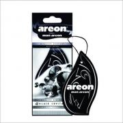 Aromatizante de Carro Black Cristal (folhinha) AREON