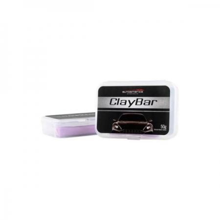 Descontaminante Clay Bar 50G AUTOAMERICA