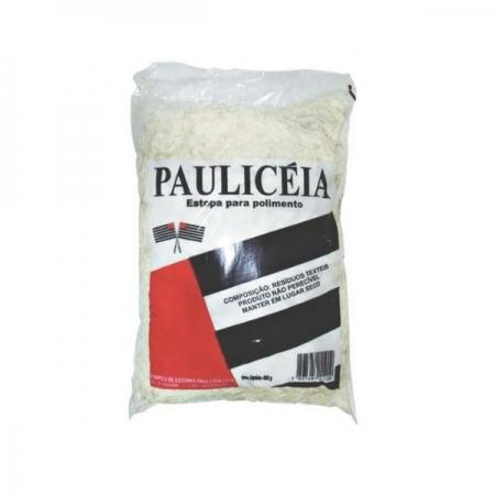 Estopa para Polimento 200gr PAULICÉIA