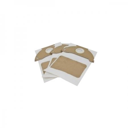 Filtro de Papel para Aspiradores NT 20/1, A2104, A2214 3unid KARCHER