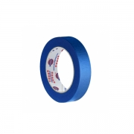 Fita Crepe para Mascaramento Azul 19mm x 50mt EUROCEL