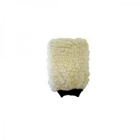 Luva para Lavagem de Lã Dupla Face c/ forro LAVE PARK