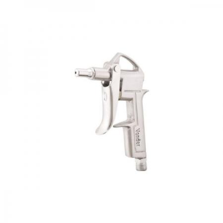 Pistola de Ar p/ Limpeza em Alumínio 1/4pol VONDER