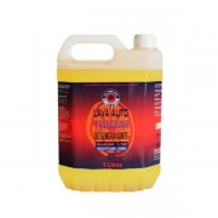 Shampoo Lava Auto Tangerine Desengraxante 1:100 5L EASYTECH