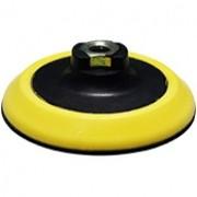 Suporte para Boina Velcro 5pol Rosca 5/8 MILLS