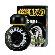 Tratamento Super Preto para Pneus Black Magic 150ml SOFT99