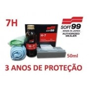 Vitrificador de Pintura H-7 50ml SOFT99