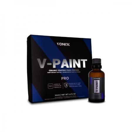 Vitrificador de Pintura V-Paint Pro 50ml VONIXX