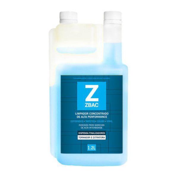 Bactericida e Alvejante ZBAC 1:40 1,2L EASYTECH
