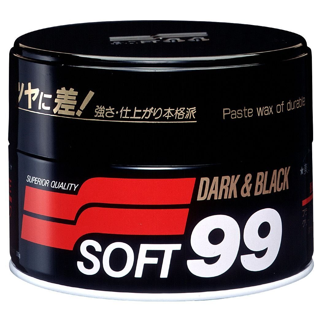 Cera de Carnaúba Dark & Black 300g SOFT99