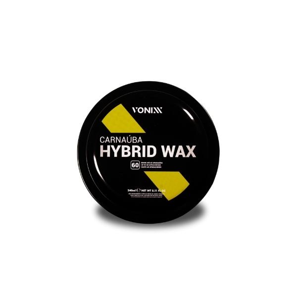 Cera de Carnauba Hybrid Wax 200gr VONIXX