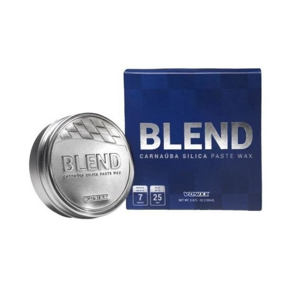 Cera de Carnaúba Silica Paste Wax Blend 100ml VONIXX