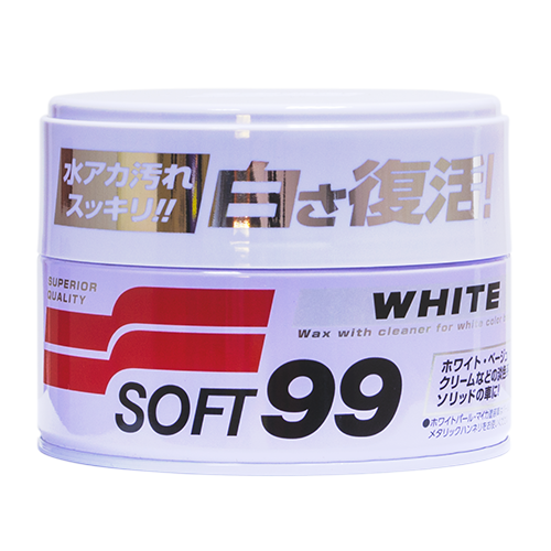 Cera Limpadora White Cleaner 350g SOFT99
