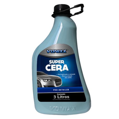 Cera Líquida Super Cera 3L VONIXX