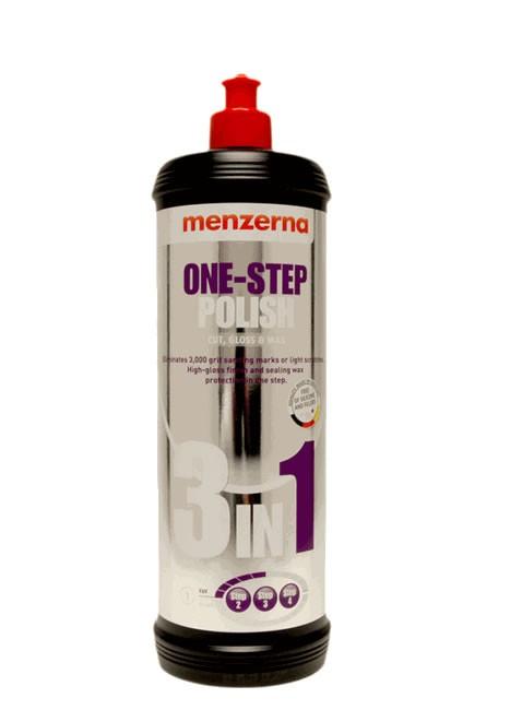 Composto Polidor 3 em 1 One Step Polish 1L MENZERNA