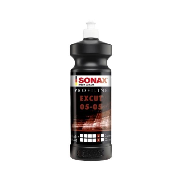 Composto Polidor Corte/Refino EXCUT 05-05 1L SONAX